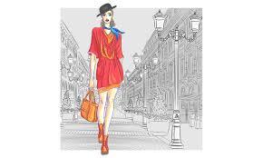 Fashion Illustration Design Sketch Course In Singapore