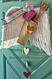 Valentine Door Decoration Ideas Best 20 Diy Valentine Decorations Ideas On Pinterest Valentine