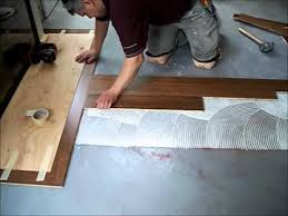 hardwood flooring how to install hardwood floors glue down mryoucandoityourself
