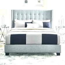 grey tufted bed frame – ratrillando.co