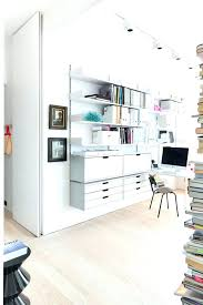 home office wall organization systems. Home Office Storage Systems System With Stacked Books Pine . Wall Organization