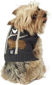 Petrageous Designs Dog Sweater Petrageous Designs Acadia Bear Turtleneck Dog Sweater X Small