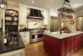 kitchen kitchen materials list navy subway tile backsplash oak wood countertop high back bar stools