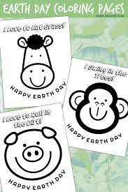 You can find more earth day freebies like earth day word searches and printable. Earth Day Coloring Pages Oh My Creative