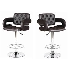 mds 51 019 comfy leather bar stool