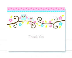 Blank Thank You Card Template Word Thank You Card Word Template Naomijorge Co