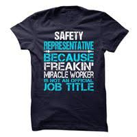safety representitive safety representative
