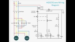 hoist wiring diagram wiring diagram expert