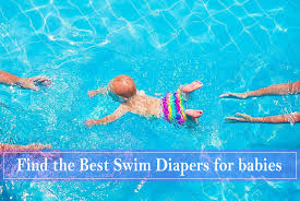 Check Out The Best Swim Diapers Before Heading To The Pool