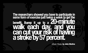 Quotes About Exercise BrainRulesQuoteQuotesercisetosaveyourlife100jpg Strategy Lab 44