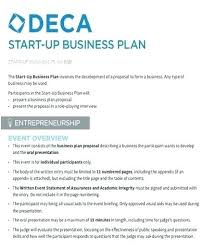Business Plan Layout Sample Beautiful Startup Of How To