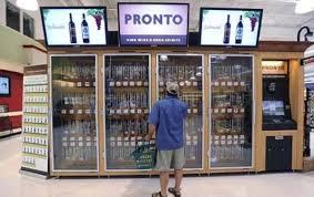 Bakery Vending Machine Unique SobrietyTesting Vendors Pronto Wine Vending Machine