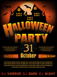 Costume Contest Flyer Template Halloween Party Flyer Major Magdalene Project Org