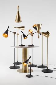 tom dixon style lighting. Beat Table And Floor Lamps From Tom Dixon Shining A Spotlight On The Dazzling CLUB Collection Style Lighting