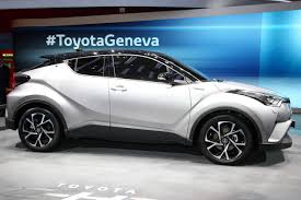 Toyota C-HR Compact Crossover Debut in Geneva | Westboro Toyota