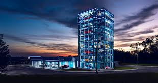 Car Vending Machine Extraordinary Our Snacks Come In A Variety Of Drivable Flavors Carvana