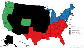Map Chart Make Custom Maps With Mapchart Boing Boing