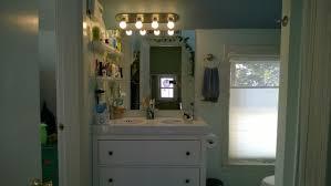 dark light bathroom light fixtures modern. Full Size Of Bathroom Accessories Decoration: Master Light Bar Replaced Orbited Nine Dark Moons Fixtures Modern