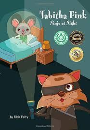 Tabitha Fink Ninja at Night: Felty, Rick: 9780989912846: Amazon ...