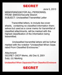 Transmittal Letters Classification Addendums And Transmittal Letters