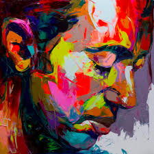 top manufacturer whole high quality modern abstract portrait oil painting on canvas handmade fine art abstract