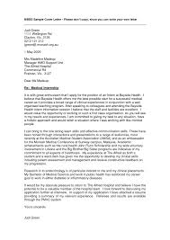Cover Letter Science Cover Letter Sample Life Science Teacher