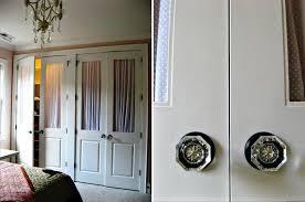image of closet door knobs