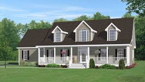 porch plans for ranch style houses new house plans with wrap around porch and walkout basement