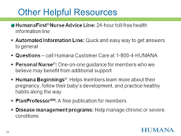 call humana customer service 1 annual enrollment for 2012 plan year northern kentucky university