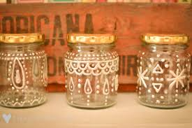 How To Decorate A Jar Lovingdecorated jars 27