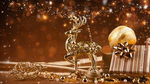 gold holiday wallpaper hd.  Wallpaper HD Wallpaper  Background Image ID553821 3840x2160 Holiday Christmas Intended Gold Hd O