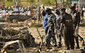 Image result for bomb blast in nigeria