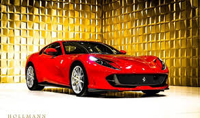 The 812 superfast replaced the f12 in 2017 and is astonishingly quick. Ferrari 812 Superfast For Sale Jamesedition