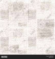 Newsprint Texture Background