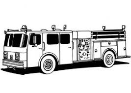Small Picture Fire Truck Coloring Pages Coloring4Freecom