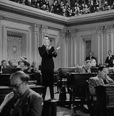 mr smith goes to washington  senator jefferson smith addresses inattentive senators