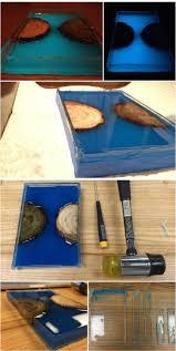 Epoxidharz Tisch Zum Selbermachen Mithilfe Dieser Praktischen Anleitung