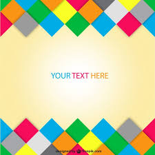 colorful abstract background design free vector