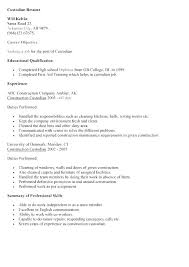 Custodian Resume Samples Custodian Resume Sample Custodian Job ...