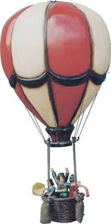 Hot Air Balloon Handing Decoration