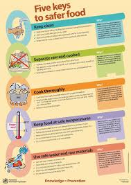 Food Hygiene Poster World Health Day Is April 7 Things For Now Food Safety Safe