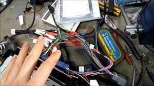 how to install a aftermarket stereo in a dodge avenger 2010 youtube 2012 dodge avenger radio wiring harness at 2010 Avenger Wiring Diagram
