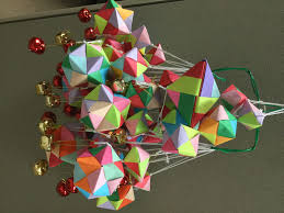 the office ornaments. Origami-ornaments-office The Office Ornaments I