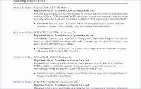 The Proper Nursing Resume Template - Visit To Reads