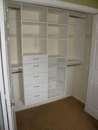 Classic kids closet reach in closet bedroom closet organizer