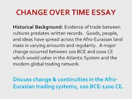 i revival of n ocean trading system ppt video online  change over time essay