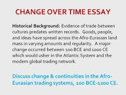 i revival of n ocean trading system ppt video online  change over time essay