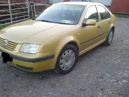 Used Volkswagen Bora 1999 Petrol 1.4 Yellow for sale in Kildare