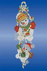 Plauener Spitze Fensterbilder Zu Weihnachten Online Kaufen