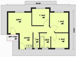 small house plans south africa elegant 3 bedroom house designs and floor plans in south africa